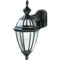 Heath-Zenith 1 Light Outdoor Wall Lantern & Reviews ...