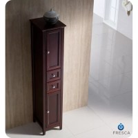 "Fresca Oxford 14"" x 68"" Bathroom Linen Cabinet & Reviews ..."