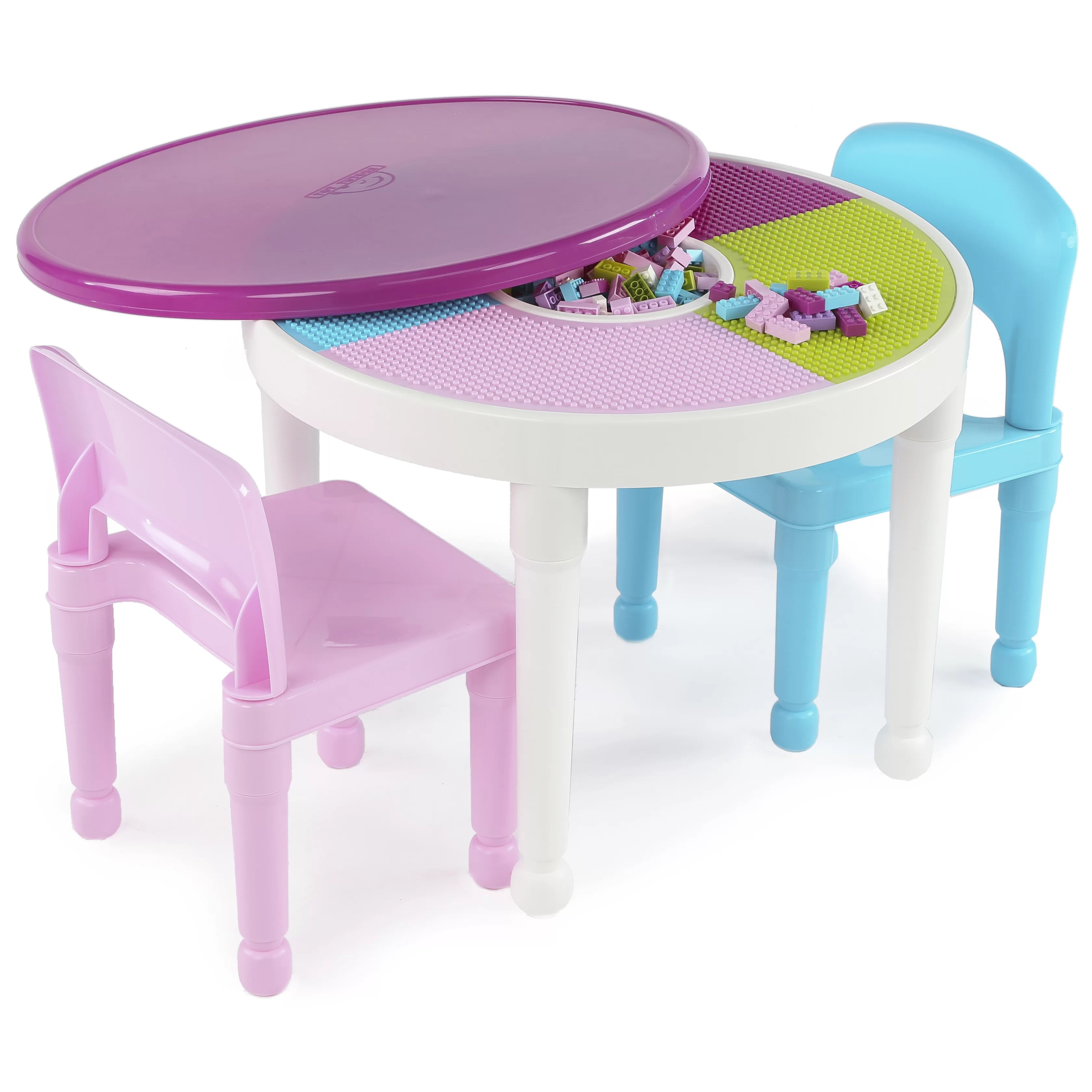 Round Table And Chair Set Tot Tutors Kids 39 3 Piece Round Table And Chair Set