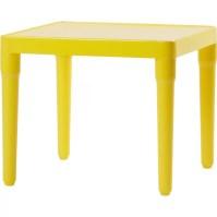 Tot Tutors Kids 5 Piece Plastic Table and Chair Set ...