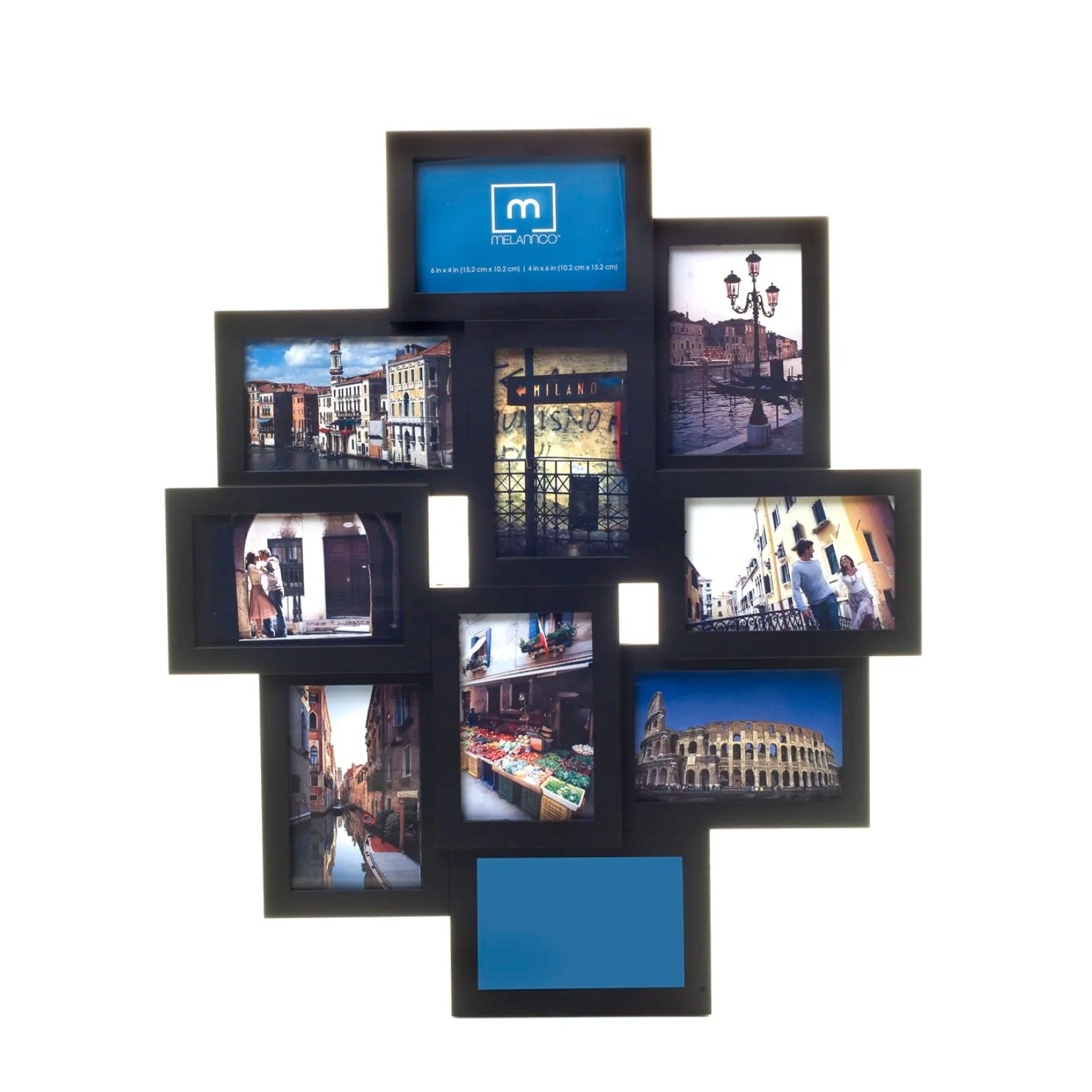 Hermosa 10 Opening Collage Picture Frame Foto - Ideas Personalizadas ...