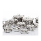 360 Cookware 21 Piece Cookware Set