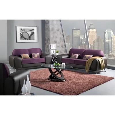 Hokku Designs Sona Living Room Collection & Reviews