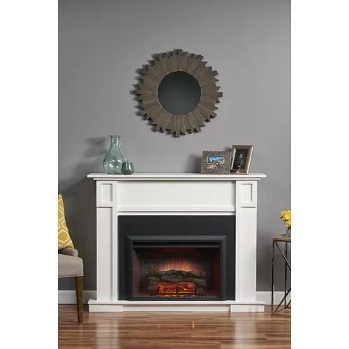 Gallery Zero Clearance Electric Fireplace Insert  Wayfair