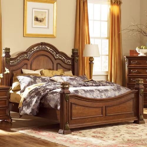 Astoria Grand Panel Customizable Bedroom Set & Reviews