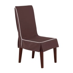 Sure Fit Parsons Chair Slipcovers Aluminum Pool Chairs Monaco Parson Slipcover And Reviews Wayfair