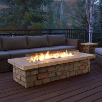 Real Flame Sedona Propane Fire Pit Table & Reviews | Wayfair
