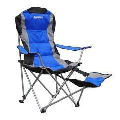 Folding Chairs With Footrest Chair Design Contemporary Gigatent Camping And Reviews