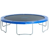 Upper Bounce 14' Round Trampoline & Reviews | Wayfair