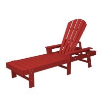 Polywood South Beach Chaise Lounge &
