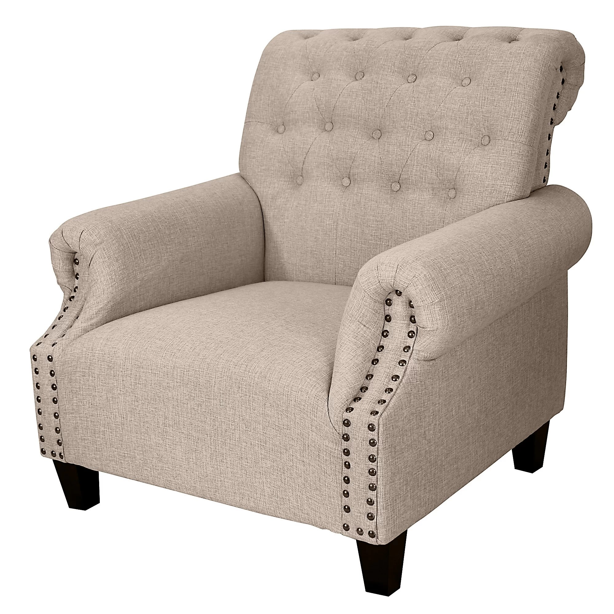 Armed Accent Chairs Dorothy Upholstered Arm Chair Wayfair