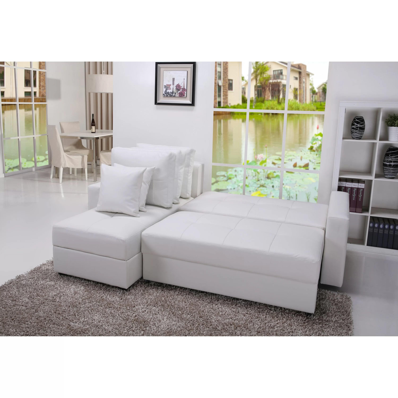aspen convertible sectional storage sofa bed simmons upholstery editor reviews gold sparrow modular and wayfair