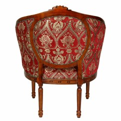 Queen Anne Wing Chair Baby Bamboo Singapore Wayfair