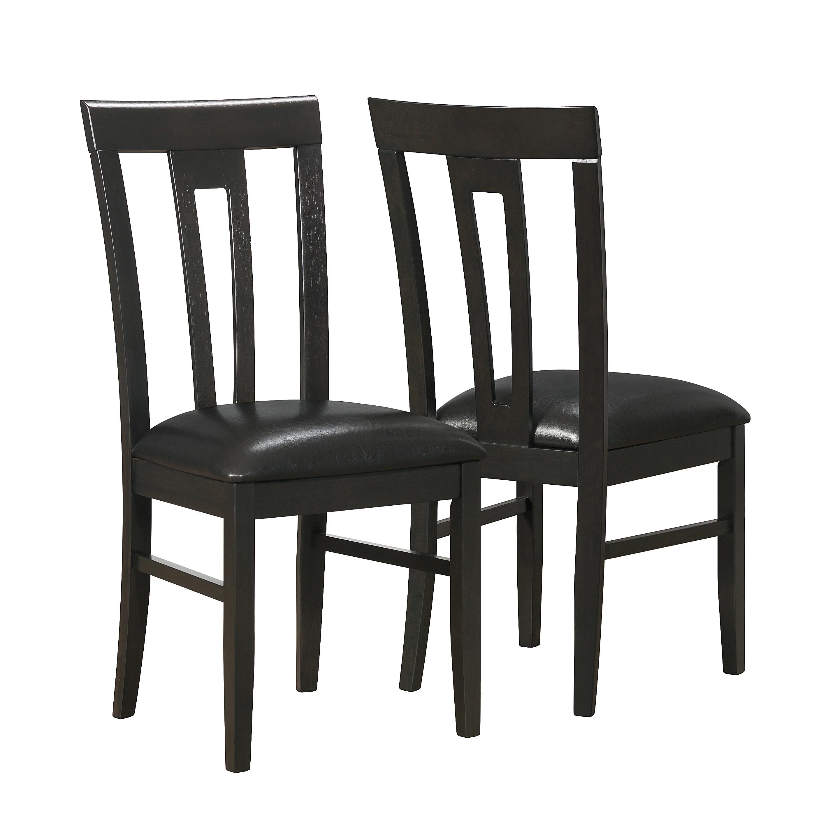 monarch dining chairs wheelchair cab side chair wayfair