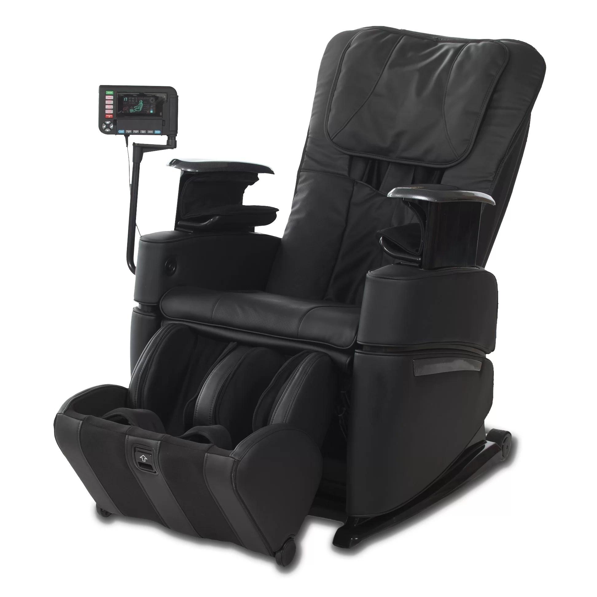 osaki os 3d pro cyber massage chair beach cup holder intelligent heated wayfair