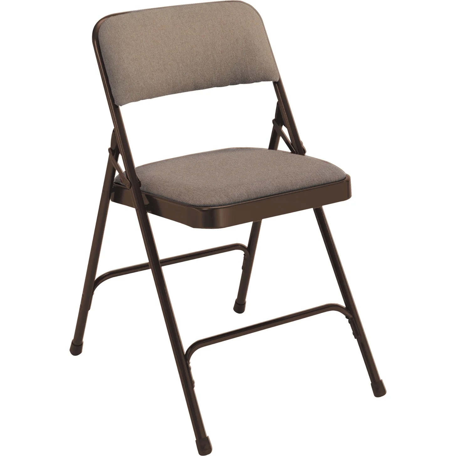 Upholstered Folding Chairs National Public Seating 2200 Series Upholstered Folding