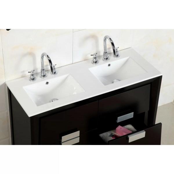 "48"" Double Sink Vanity Set"