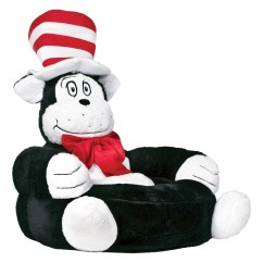 Dr Seuss Chair Ikea Preben Covers Trend Lab The Cat In Hat Kids Plush