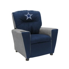 Dallas Cowboys Chair Cover Shower For Elderly Imperial Nfl Recliner And Reviews Wayfair