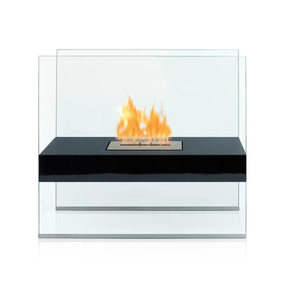 Anywhere Fireplaces Madison Free Standing Bio Ethanol Fireplace  Reviews  Wayfair