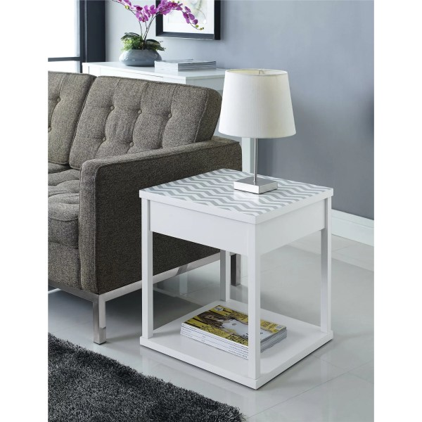 Altra Parsons End Table &