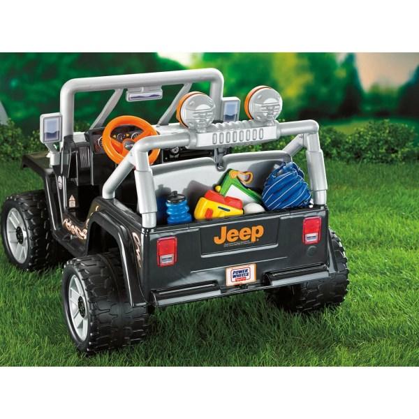 Power Wheels 12v Battery Powered Jeep &