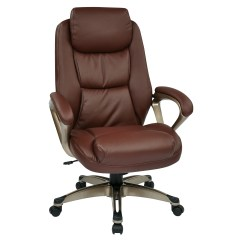 Office Star Eco Leather Chair Bar Table And Chairs Executive Reviews Wayfair Supply