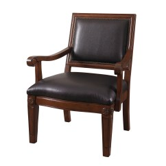 Overstock Arm Chair Preston Accessories Powell Bonded And Reviews Wayfair