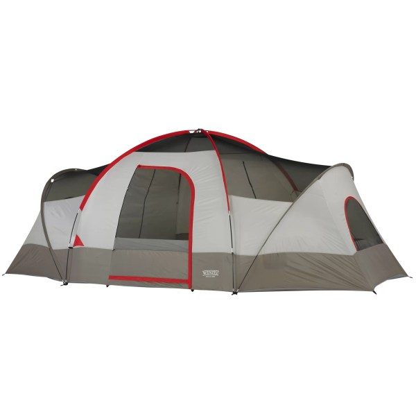 Wenzel Great Basin 3-room 10 Person Tent &