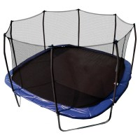 Skywalker 13' Square Trampoline with Enclosure & Reviews ...