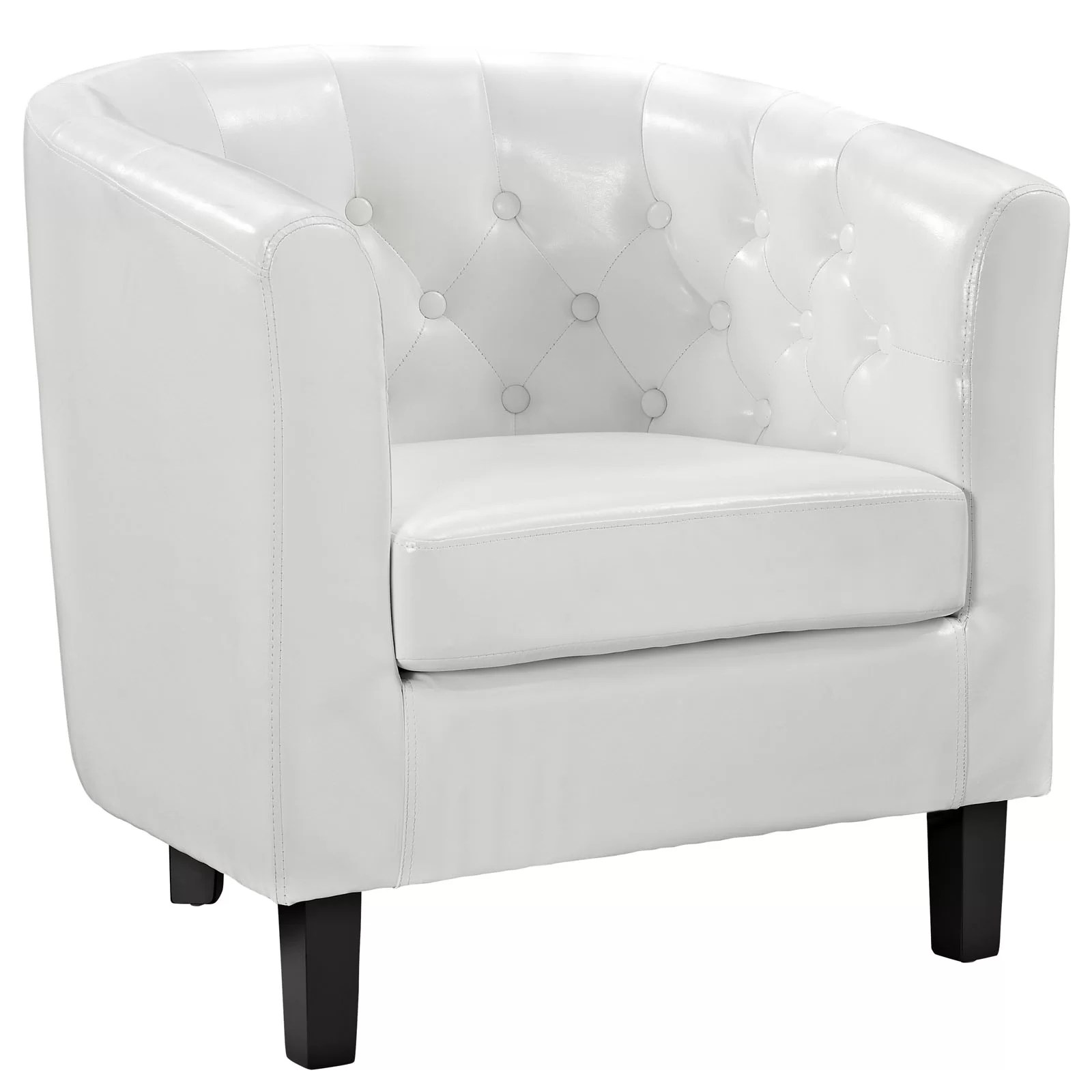 amazon accent chair covers tattoo artist modway cheer arm and reviews wayfair