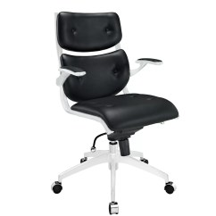 Modway Office Chair Outdoor Pad Push Mid Back And Reviews Wayfair