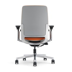 Steelcase Amia Chair Baby Nursery Chairs Australia Mid Back Upholstered Work And Reviews