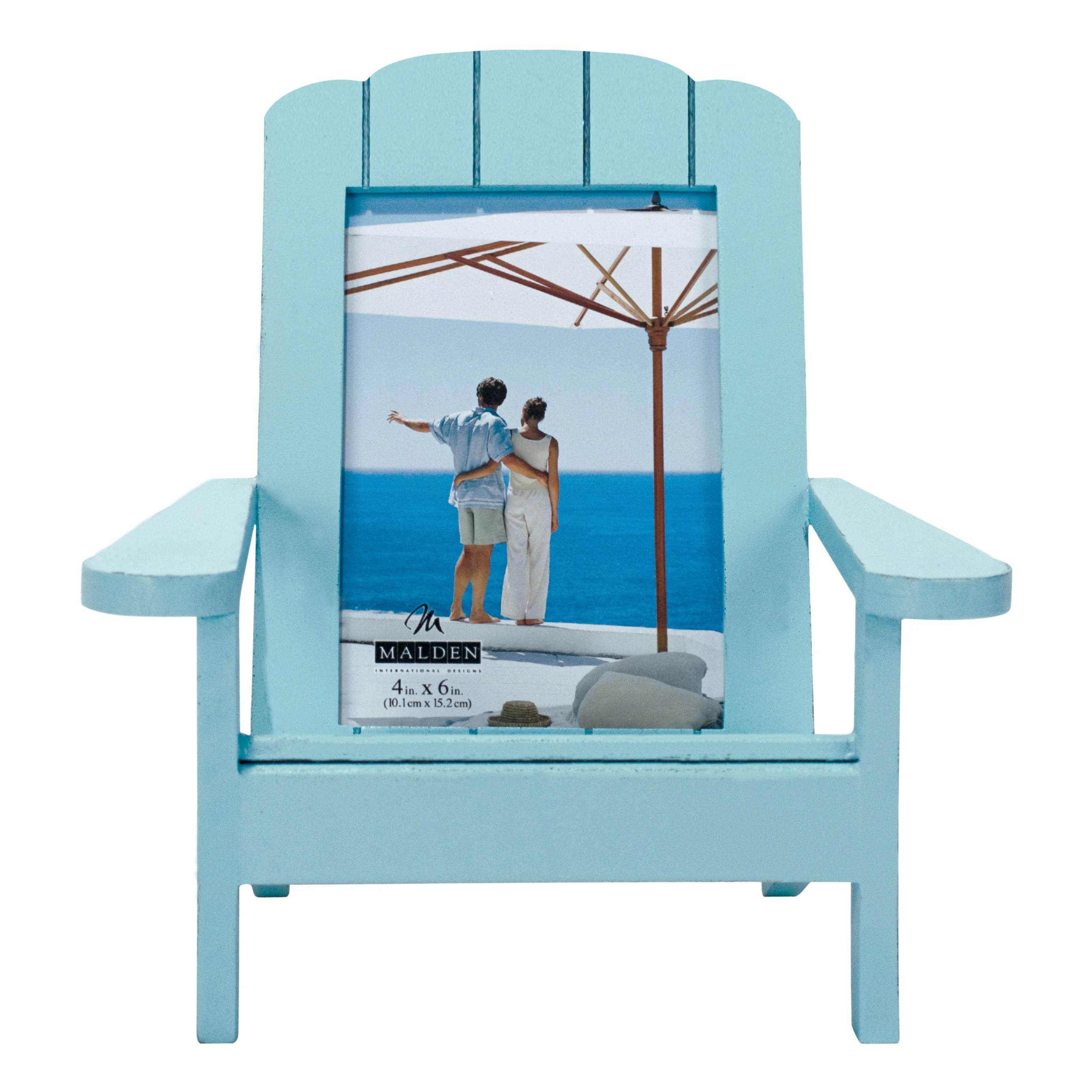 Malden Adirondack Chair Picture Frame & Reviews Wayfair