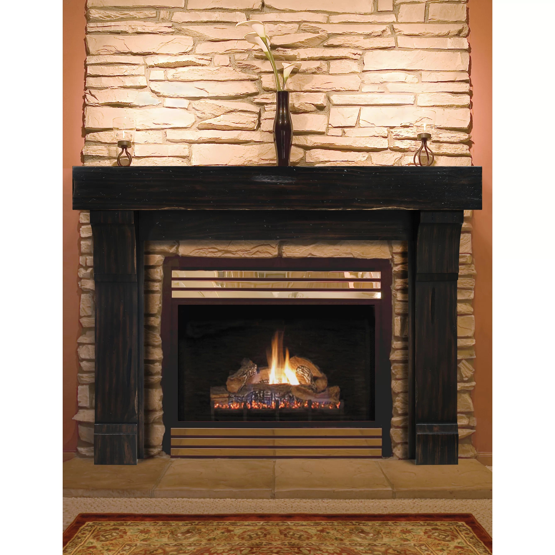 Cumberland Fireplace Mantel Surround  Wayfair