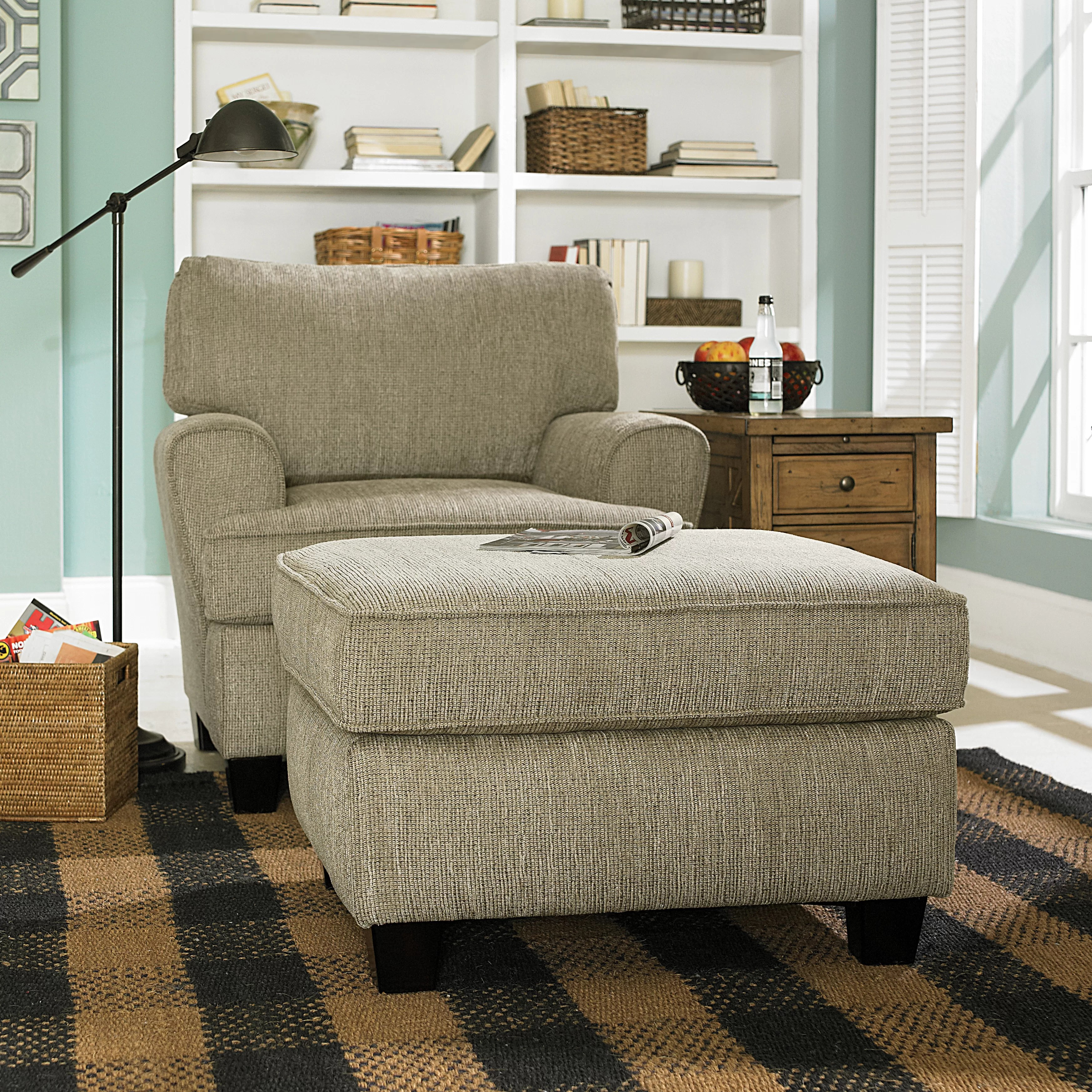 chair and ottoman sets under 200 leather chairs for sale alcott hill coffyn arm reviews wayfair
