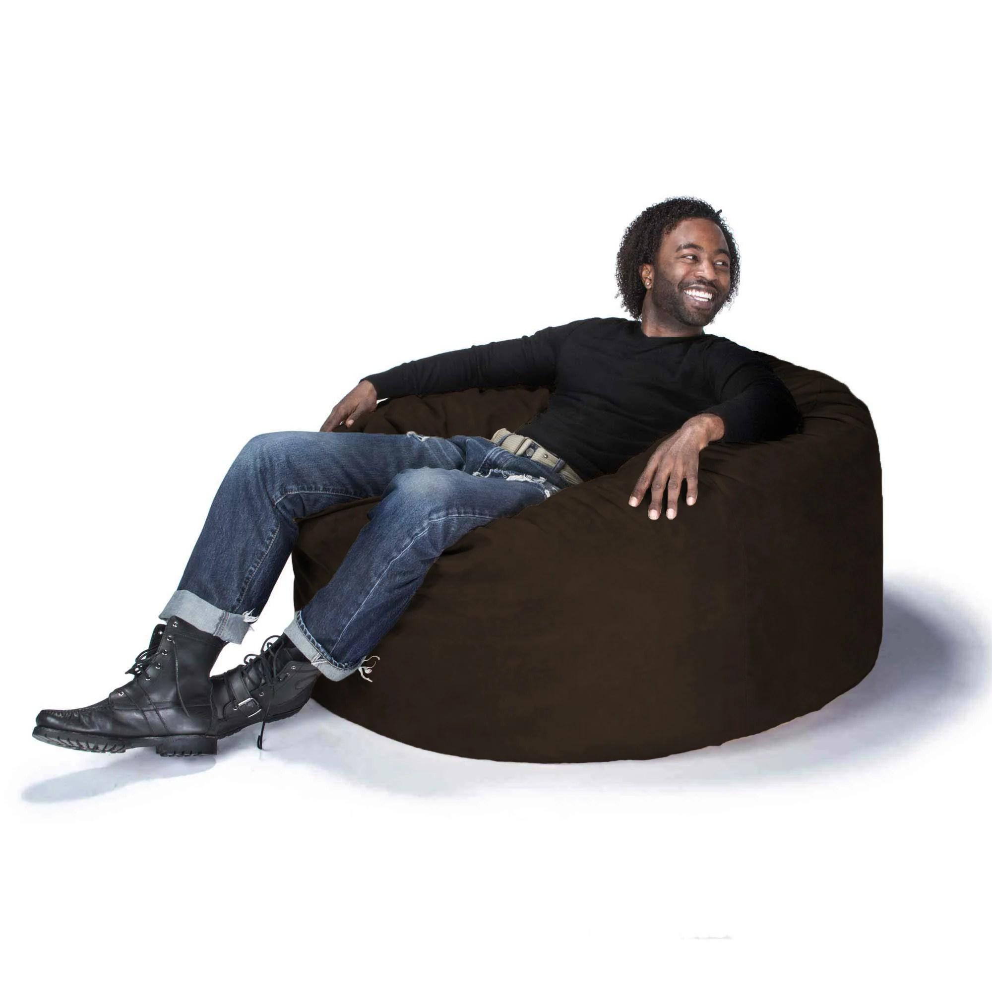 jaxx bean bag chair swivel patio chairs big lots large gaming and reviews wayfair