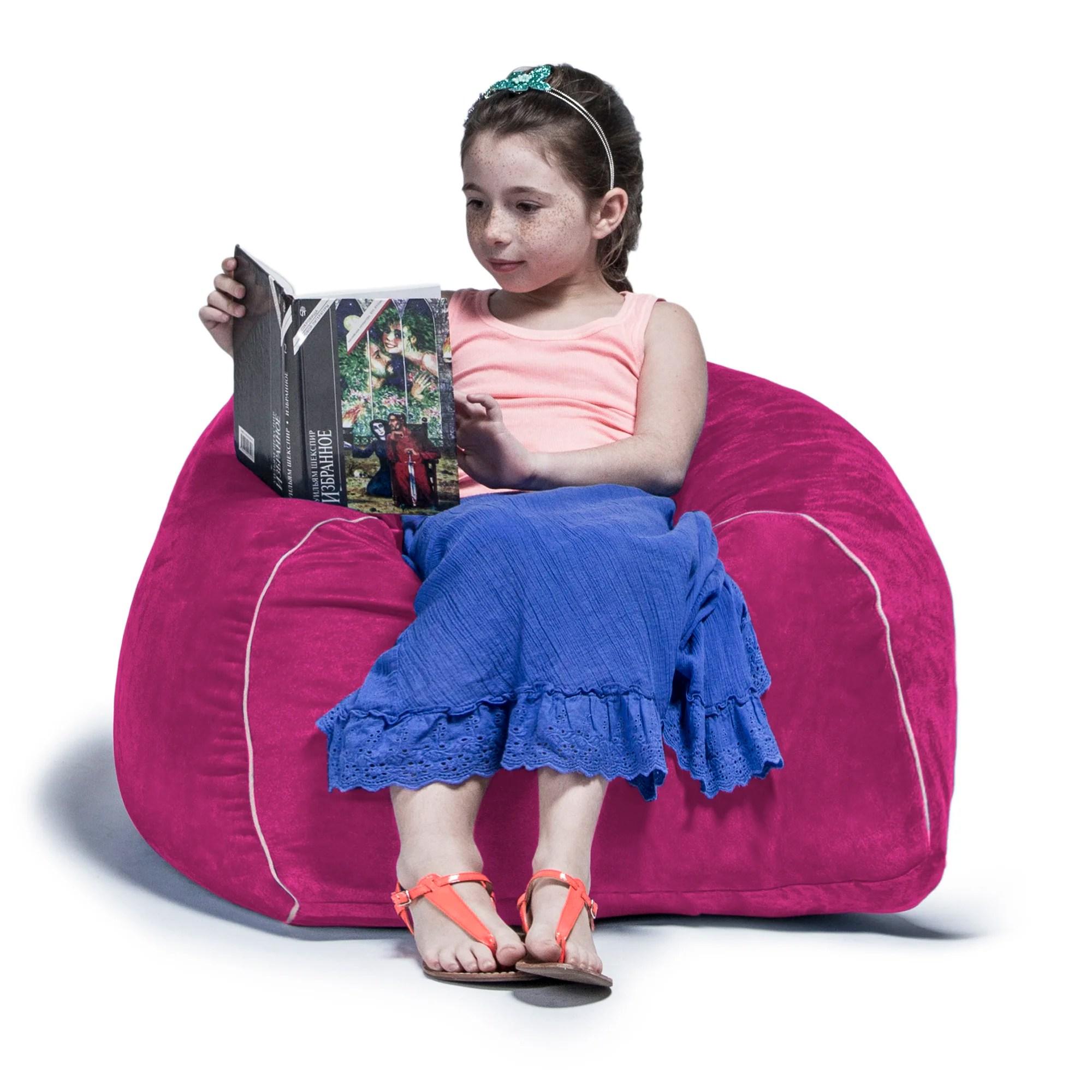 jaxx bean bag chairs outdoor glider 2 5 39 kids club chair and reviews wayfair