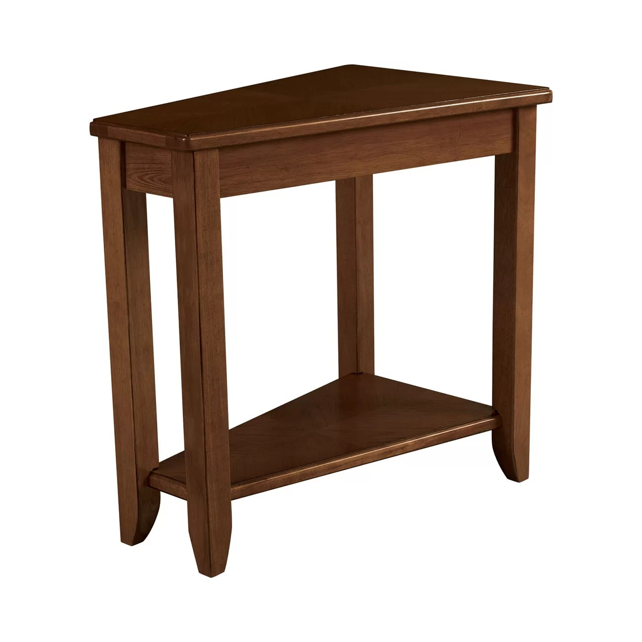 Chair Side Table Hammary Wedge Chairside Table And Reviews Wayfair