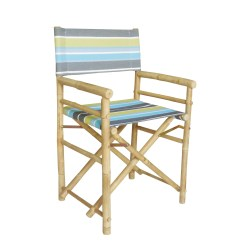 Bamboo Directors Chairs Office Cork City Zew Hand Crafted Outdoor Indoor Director Chair