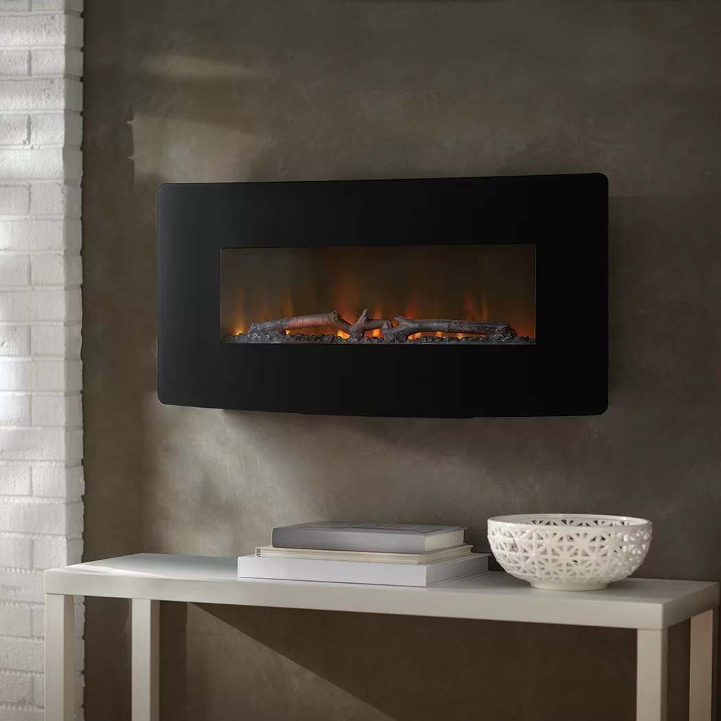 Muskoka Electric Fireplace Heater  Reviews  Wayfair