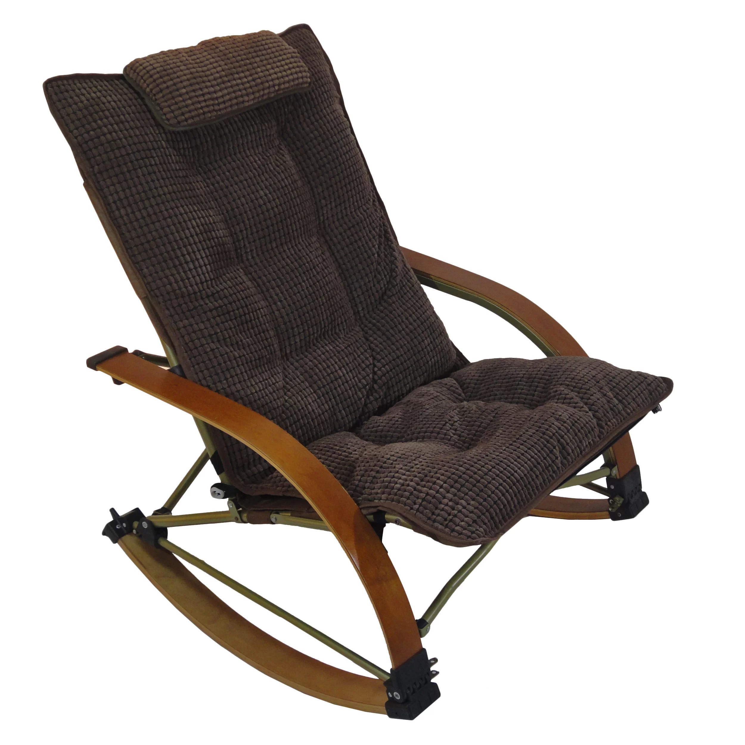 Overstock Rocking Chairs International Caravan Wembley Rocking Chair And Reviews