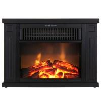 AKDY Freestanding Tabletop Mini Electric Fireplace ...