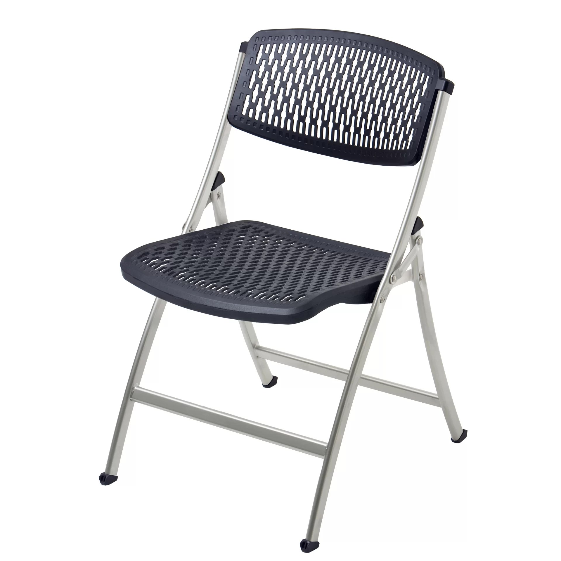 Foldable Chair Mity Lite Flex One Folding Chair And Reviews Wayfair