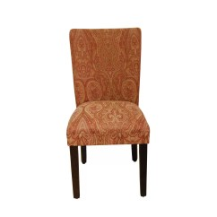 Parson Chair Covers Walmart Swing Amart Homepop Kinfine Classic Upholstered Parsons