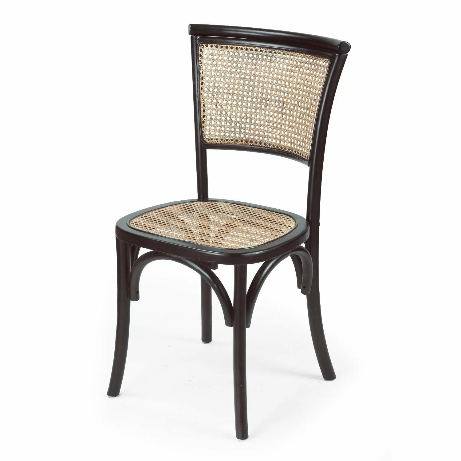Cane Dining Chairs Dining Cane Side Chair Wayfair