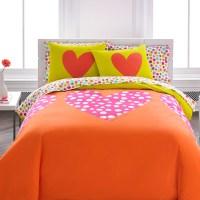 Agatha Ruiz de la Prada Polka Heart Comforter Set ...