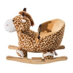 Giraffe Rocking Chair Gaming Chairs For Xbox One Plush Horse Wayfair