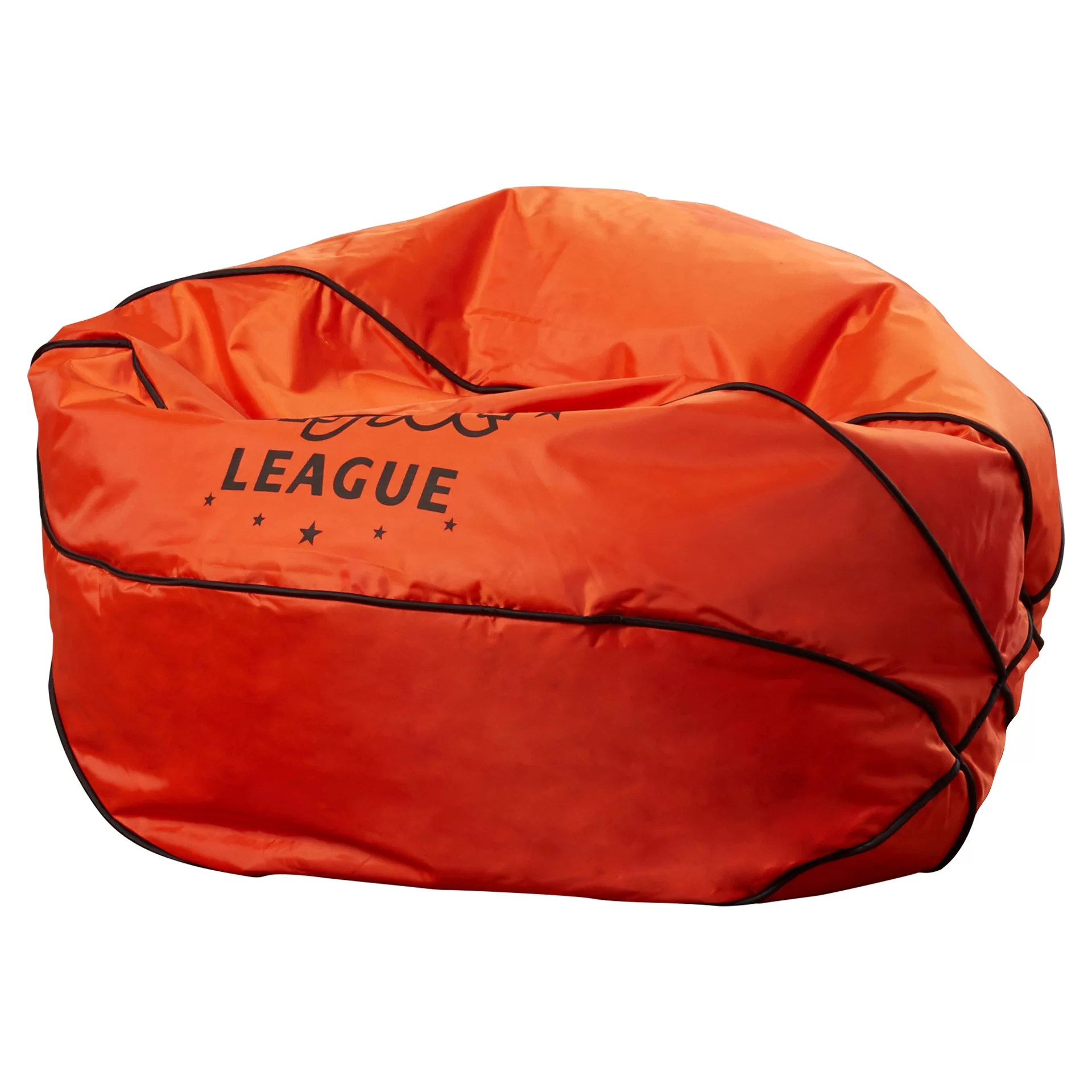 Zoomie Kids Big Joe Greyson Kids Basketball Bean Bag Chair