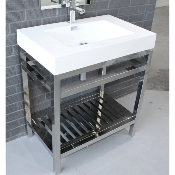 Farmhouse Sink Bathroom Vanity